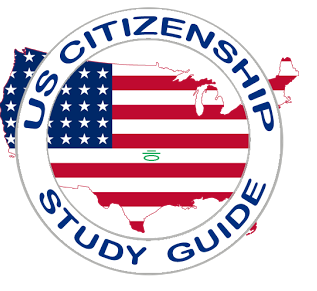 US Citizenship study guide